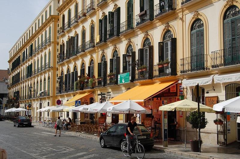 Plaza_de_la_Merced_Málaga