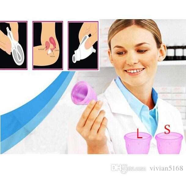 Igiene nelle coppette mestruali